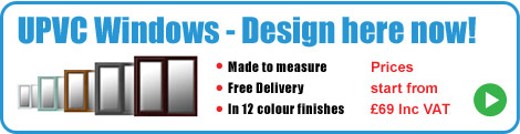 UPVC Windows - Design here now!