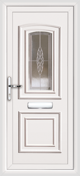 Pvc made to sizes door